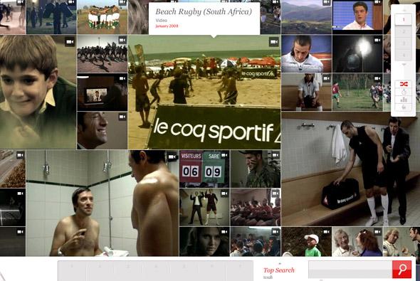 Le Coq Sportif - Media Browser