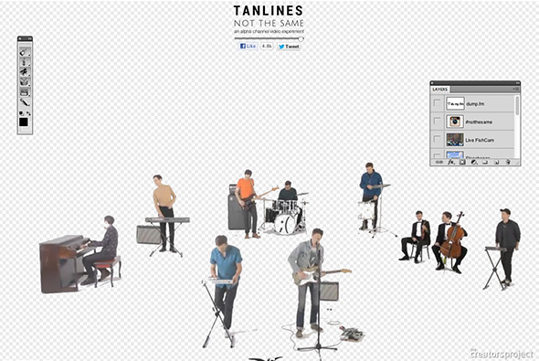 Tanlines - Not The Same