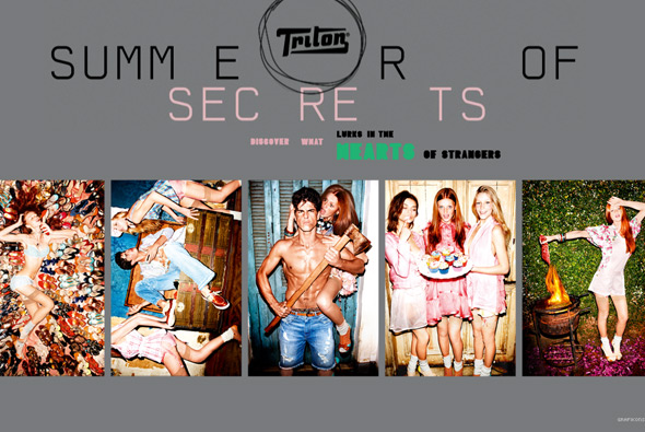 triton summer secrets