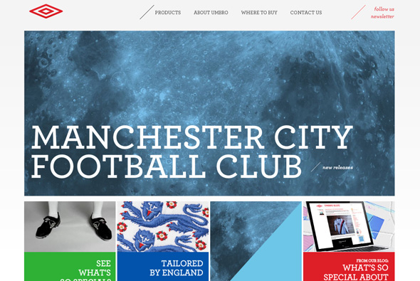 umbro website